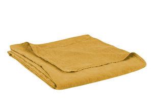 BLANC CERISE - --rêve de lin-- - Bed Sheet