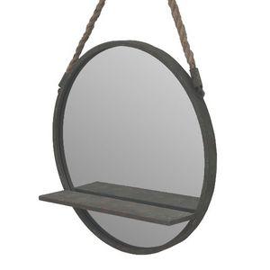CHEMIN DE CAMPAGNE -  - Bathroom Mirror