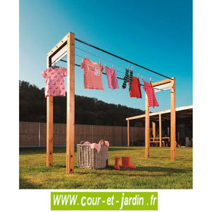 JARDIPOLYS -  - Outdoor Clothes Liine