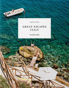 Editions Taschen - voyage italie - Decoration Book