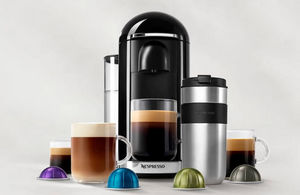 Nespresso France - vertuo - Espresso Machine