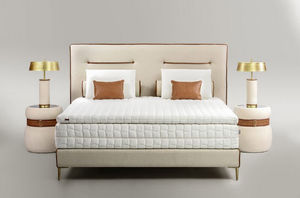 COLUNEX - TAILORED COMFORT - azur - Double Bed