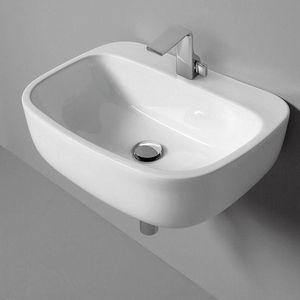 Flaminia -  - Wall Mounted Washbasin