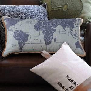 EMINZA -  - World Map