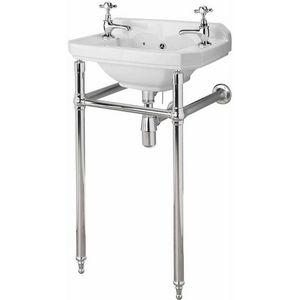 HUDSON REED - lavabo sur colonne ou pied 1420159 - Pedestal Washbasin