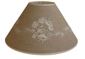 Autrefois Claire Puyala -  - Cone Shaped Lampshade
