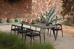 MANUTTI - solid - Garden Armchair