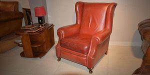 A FLEUR DE PEAU -  - Armchair With Headrest