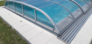 AlphaCover -  - Low Removable Pool Enclosure