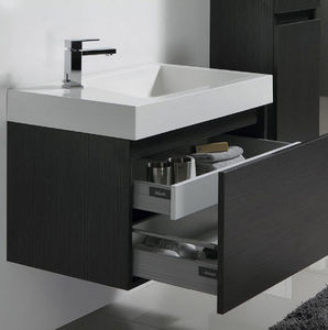 Thalassor - ginger 80 grigio - Vanity Unit