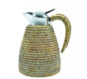 ROTIN ET OSIER - bagan 1l - Thermal Coffee Pot
