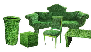 13 RiCrea - sofagreen - Themed Decoration