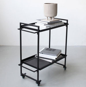 KRISTINA DAM STUDIO - trolley bauhaus - Table On Wheels
