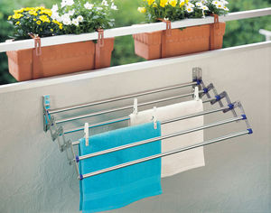 WISH -  - Wall Mounted Clothes Drying Rack