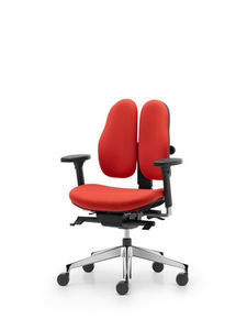 Design + - duo-back 11 - Ergonomic Chair