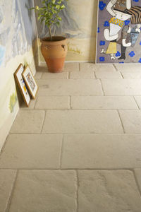 Occitanie Pierres - borreze rustique - Floor Tile
