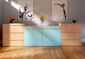 Maine Office -  - Office Cabinet