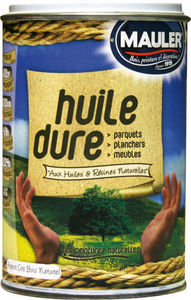 Mauler - huile dure naturelle - Wood Floor Oil
