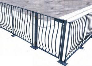 SRCA - la barrière aquarelle - Pool Safety Gate