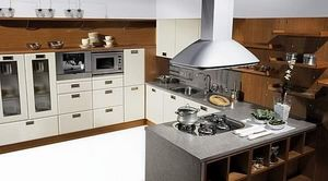 Scic -  - Built In Kitchen