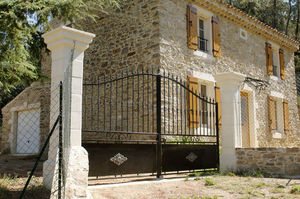 Fabemi - mistral lubéron - Fence Pillar