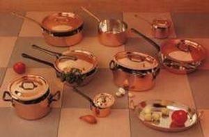 Cuivres Havard Villedieu -   - Saucepan