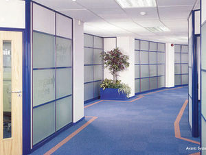 Neslo Partitioning & Interiors -  - Room Separator/screen