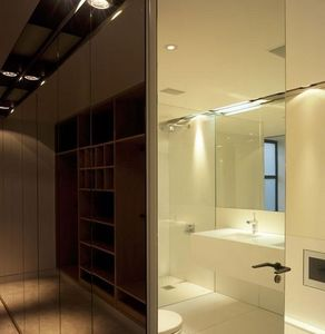ELDRIDGE SMERIN -  - Interior Decoration Plan Bathrooms