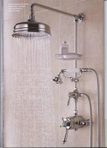 Old Faschioned Bathrooms -  - Shower Set