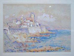 Philippe Pope -  - Watercolour