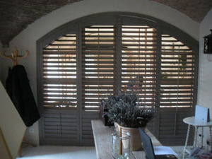 Jasno Shutters - shutters persiennes mobiles - Partition Wall