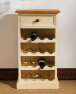 Pippy Oak Furniture -  - Bottle Rack