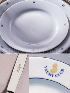 VICTORIA YACHTING - cube - Nautical Theme Dish