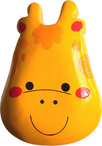 L'AGAPE - bouton de tiroir girafe  - Children's Furniture Knob
