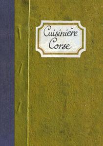 Editions Bachès - cuisinière corse - Recipe Book