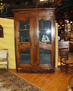 Boutique Antiquidees -  - Display Cabinet