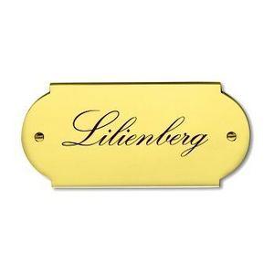 Colombo Design -  - Door Plaque