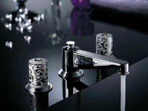 Delepine Jcd Creations - frivole  - Three Hole Bath Mixer
