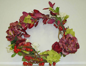 Trousselier -  - Flower Wreath