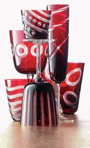 Rotter Glas -  - Glasses Set