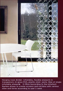 Puff-Buff Design -  - Partition Screen Blind