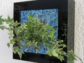 LES JARDINS DE CHLOE - tam tam -g-ml-turq - Organic Artwork