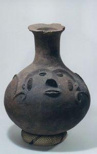 Galerie Afrique -  - Decorative Vase
