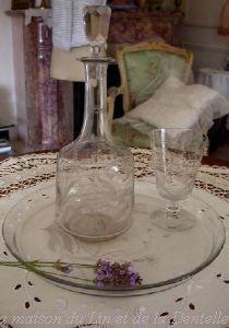 Maison du Lin et de la Dentelle (linge-ancien.com) -  - Night Water Set