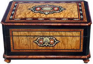 Helene D'helmersen -  - Jewellery Box