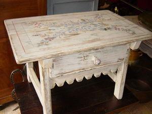 Alain Billard -  - Coffee Table With Drawers