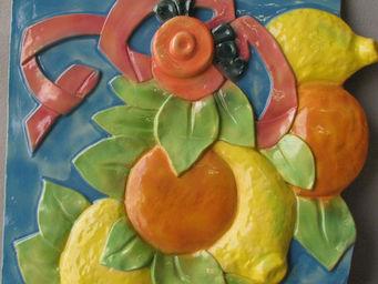 Ceramiques du Beaujolais -  - Wall Tile