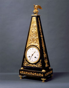 Aveline -  - Antique Clock