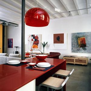 SILESTONE COSENTINO - rojo eros - Kitchen Worktop