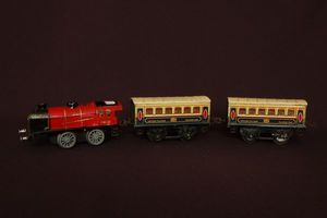 Décoantiq -  - Little Train